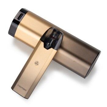 Uwell – kit de vape avec trépied, chambre de charge 1000mah et batterie 370mah, avec 3 pièces de 2 ml, vaporisateur à bobine 1.2 ohm