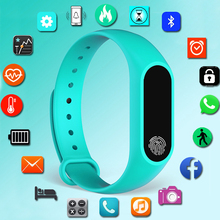 Call Message Reminder boys watch for kids Sports Pedometer smart