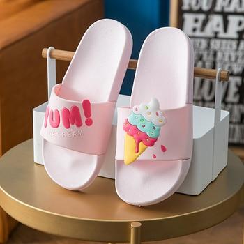 Sheep Lemon Cherry Slide Sandals Cartoon Fruits Women Slippers Summer Slides Ice Cream Home Slippers Women Shoes Flip Flops 3