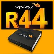 Wysiwyg R44 USB DMX CONTROLLER DMX LIGHTS DMX USB smoke machine stage light for disco shows rgb laser stage update2 R44 dongle