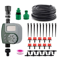 Automatische Mini Drip Irrigatiesysteem Tuin Irrigatie Spray Self Watering Kits