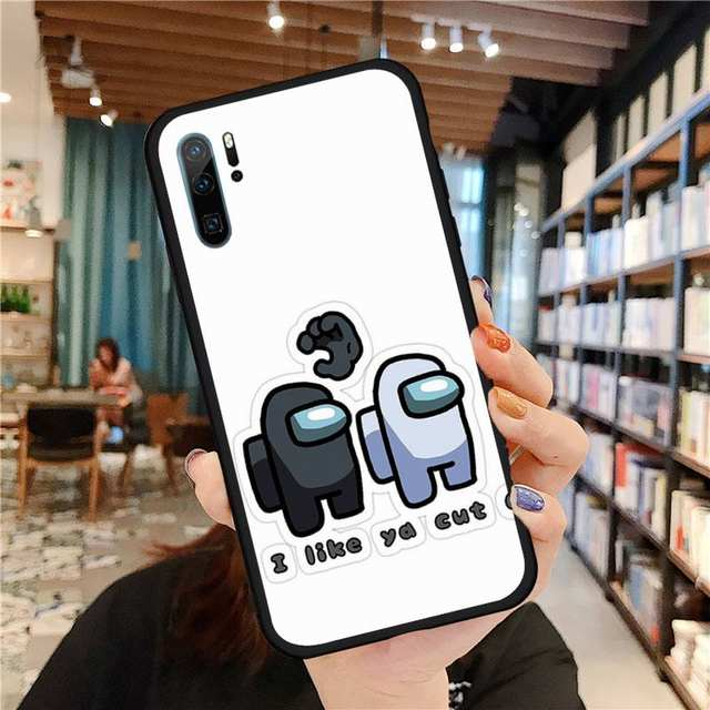 AMONG US THEMED HUAWEI PHONE CASE