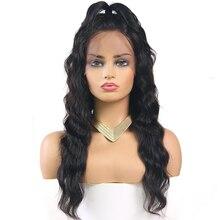 Парик на кружеве, бразильские волосы Remy, парики из натуральных волос, предварительно выщипанные, свободные, глубокие кружева, фонтал, парик с линией волос, Эйфория