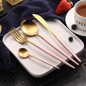 4PCS Set Stainless Steel Upsca