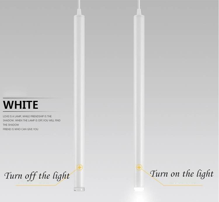 加长桶led吊线筒灯北欧餐厅射灯吧台LED长筒吊灯简约现代圆柱桶灯-淘宝网_14