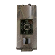 AAAE Top-16Mp Wildlife Hunting Camera Hc700A Infrared Leds Photo Traps Trail Camera Night-Vision Video Surveillance