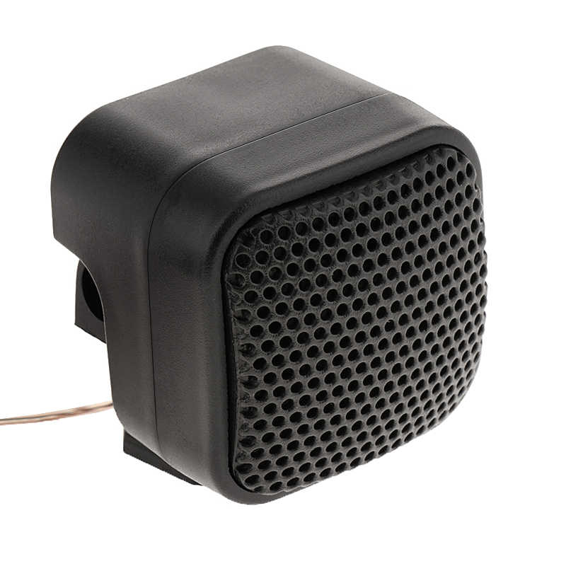 500W รถ MINI ลำโพงทวีตเตอร์ Auto ฮอร์นเสียงเพลงสเตอริโอลำโพงเสียงลำโพง DC 12V สำหรับรถยนต์/ RV/รถบรรทุก/เรือ/เสียงระบบ