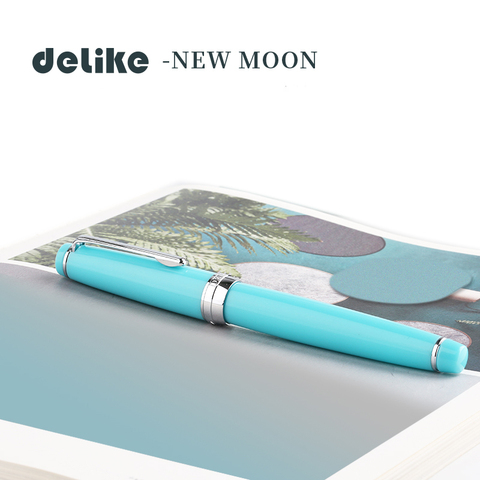 nova moonman deike caneta tinteiro newmoon serie