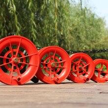 50 м/100 м воздушный змей, колесная линия, витая струнная линия, красное колесо, змей, катушка, намотка, летающие игрушки для детей, аксессуары для воздушных змеев, игры на открытом воздухе
