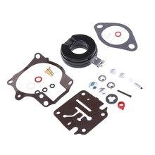Nouveaux Kits de réparation de carburateur haute Performance pour moteurs hors-bord Johnson Evinrude 20HP/30HP/40HP/50HP