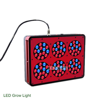 New 270W 6# LED Plant Growth Lamp Red Blue 8:1 Plant Light For Plant Grow And Flower Fill Light 100-240V 90*3W -20~40 Degrees