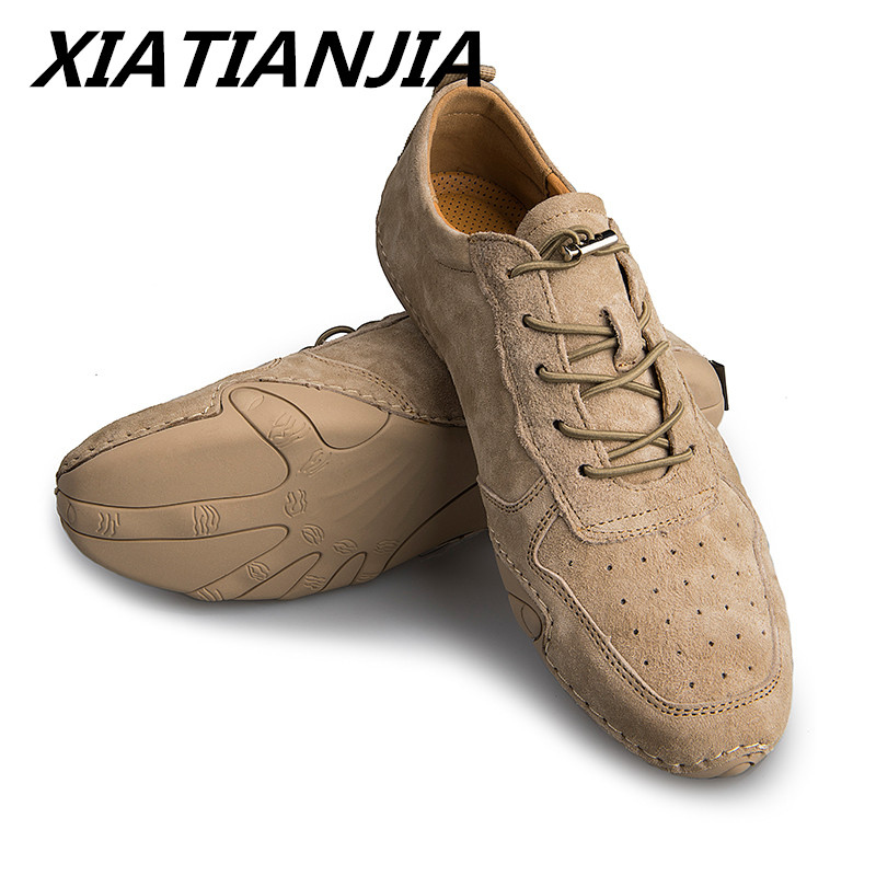 Men Shoes Sneakers Non-Slip Fashion Men's Breathable New Octopus Light Peas Wear-Resistant