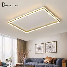 Современные светодиодные потолочные светильники большая домашняя