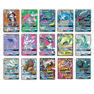 Image 3 - New TOMY 100 PCS French Pokemon Card Lot Featuring 60 GX 20 EX 20 MEGA