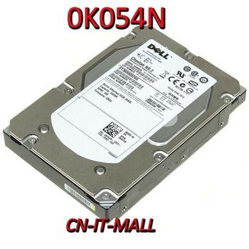 """Pulled 0K054N K054N ST3600002SS 600GB 10000 RPM 16MB Cache SAS 6Gb/s 3.5"""" Internal Hard Drive"""