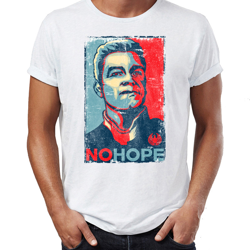 Super T-shirt Hope Tee Heroe Comic