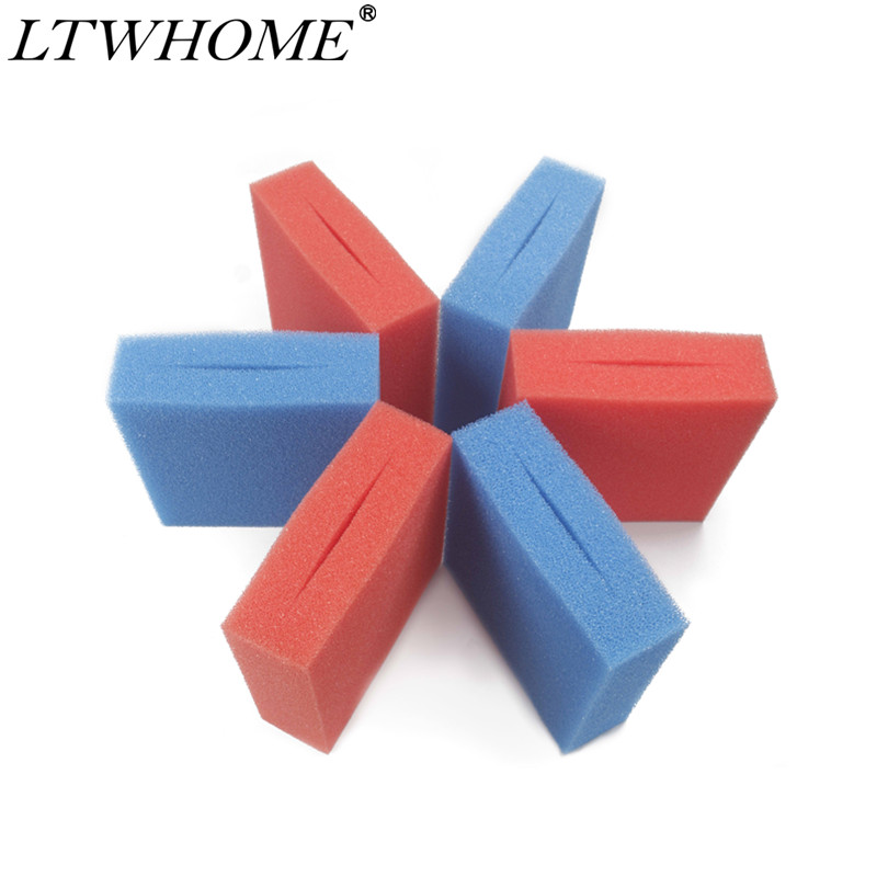 LTWHOME Compatible Replacement Coarse And Fine Foam Filter Sponge Fit For Oase Biotec 5/10/30