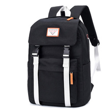 2019 Fashion Women Canvas Backpacks School Bags for Teenagers Grils Large Capacity Laptop Men Mochila Masculina
