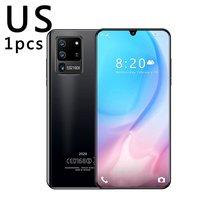 6.26 inch S30U Smartphone 2GB RAM + 16GB ROM Waterdrop Screen LCD Dual Cards 4 cores Face Unlcoking Smart Phones