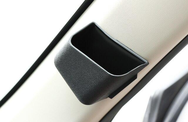 2 piezas organizador de coche Auto camión Pilar caja de almacenamiento para bmw serie 1 lifan smart roadster bmw e46 asiento León 1 mitsubishi outlander 3