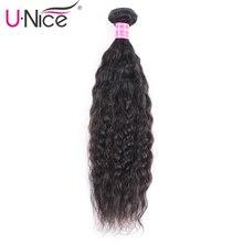 Unice Hair Super Wave Brazilian Remy Hair Double Drawn 100%