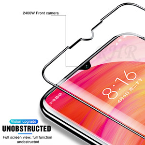 Image 3 - Protective Glass For Xiaomi Redmi Note 8 7 6 5 Pro Screen Protector For Redmi 4X 6A 5 S2 Pro Tempered Glass Film On Redmi Note 7