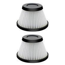 2 шт/лот Высококачественный ручной пылесос hepa фильтр элемент
