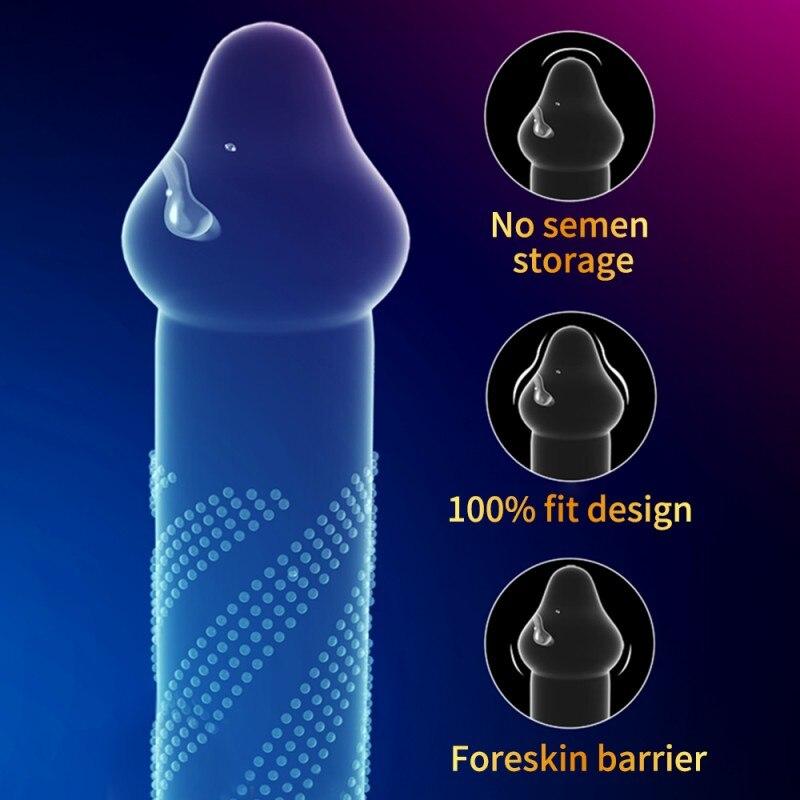 Kondom vorhaut Problem mit
