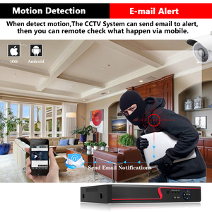 Image 4 - 6 IN 1 5MP AHD DVR NVR XVR CCTV 4Ch 8Ch 1080P 4MP 5MP Hybrid Security DVR Recorder Camera Onvif RS485 Coxal Control P2P Cloud