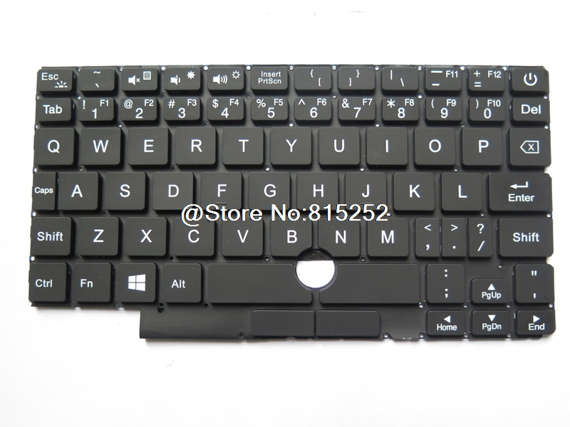 Keyboard For One-Netbook OneMix OneMix1 OneMix2S OneMix2 2S OneMix22S English US Without Frame Black New