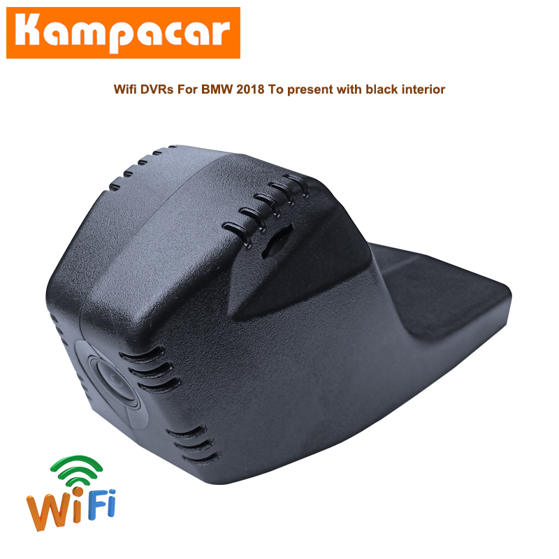 Kampacar <font><b>Dash</b></font> <font><b>Cam</b></font> Car Dvr Camera BM19-B For BMW X5 G05 X7 3 Series 325Li 320i 330i xDrive M <font><b>2019</b></font> To 2020 Y Auto Wifi Dashcam image