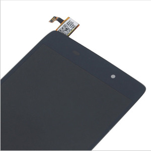Image 4 - LCD Display for Alcatel One Touch Idol 3 OT6039 6039 6039A 6039K 6039Y Touch Screen Digitizer+Tools Assembly frame free shipping