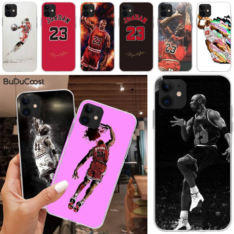 CUCI Basketball 23 Jordan Cover Phone Case Cover For iphone 5C 5 6 6s plus 7 8 SE 7 8 plus X XR XS MAX 11 Pro Max