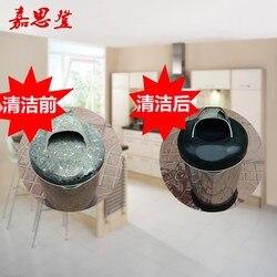 Samoczyszcząca się kula gruba Spong Mop szklane środki czystości Bai Jie uniwersalne naczynia do mycia Nani magiczne naczynia tkaniny nowe w Ściereczki do czyszczenia od Dom i ogród na