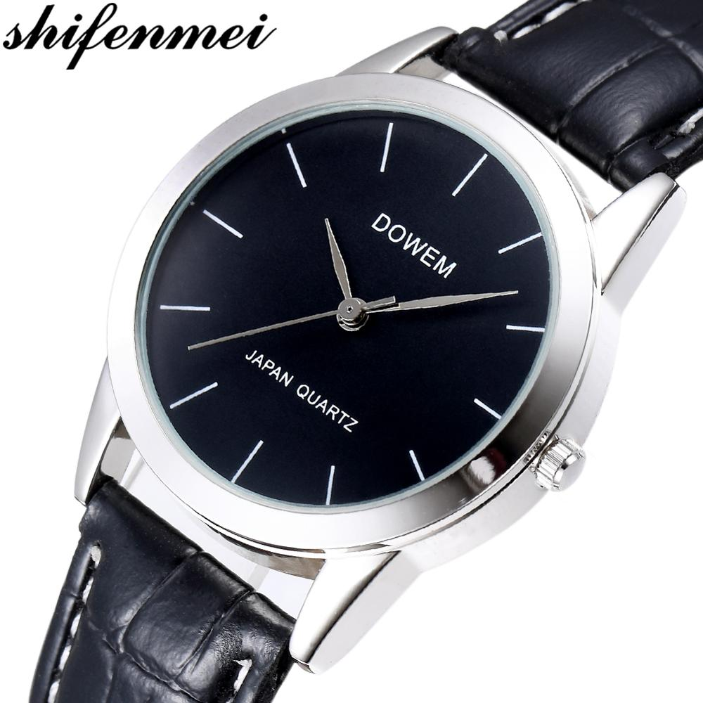 Shifenmei Watches Women Luxury Brand Waterproof Fashion Watches Quartz Watch Woman Leather Wristwatch For Girl Relogio Feminino