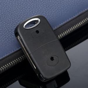 Image 5 - سيارة عن بعد للطي الوجه مفتاح قذيفة 3 زر استبدال مفتاح السيارة فوب يغطي لكزس IS200 GS300 LS400 RX300 غير مصقول شفرة