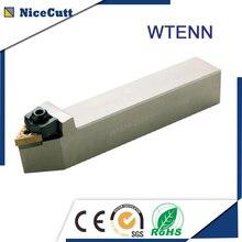 Nicecutt WTENN Lathe Cutter Lathe tool External Turning Tool Holder  WTENN2020K16 for Turning insert TNMG Free Shipping цена 2017