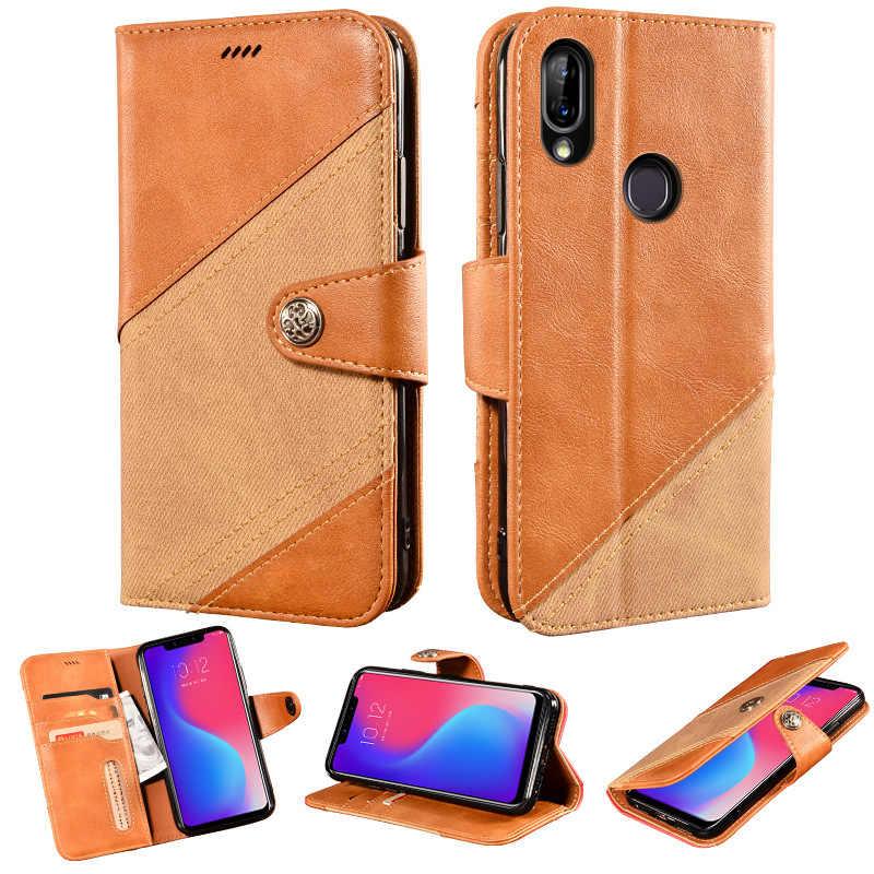 Подходит для lenovo S5Pro новый стиль кожаный чехол телефона горячая Распродажа