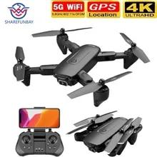 GPS F6 Drone Video FPV Dual-Camera Wifi Rc-Distance-1000m Wide-Angle Quadrotor-Flight