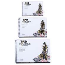 Большие размеры 34 лист a3/a4/a5 Профессиональный маркер Бумага