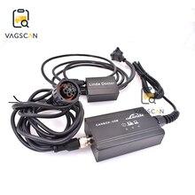 Linde 지게차 진단 스캐너 도구에 대한 pathfind 소프트웨어 linde 4 pin Adapter linde canbox doctor