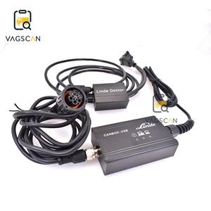 Image 1 - pathfind software for linde forklift diagnostic scanner tool linde 4 pin Adapter linde canbox doctor