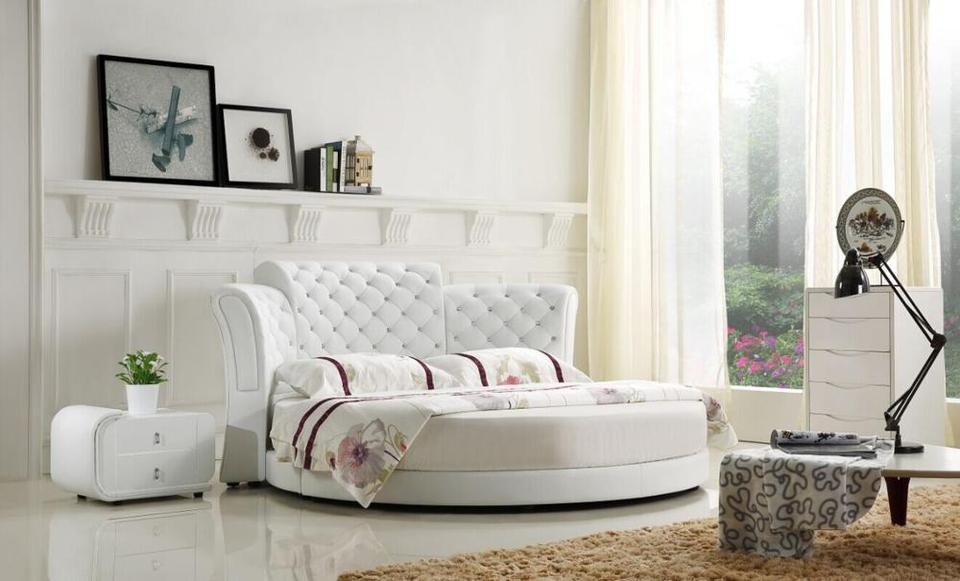 2020 Modern King Bedroom Furniture Muebles Para Casa Hot Sale