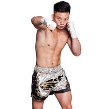 WESING ММА Шорты Муай Тай тренировочные шорты для мужчин и женщин
