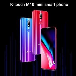 Image 5 - M16 Mini play store Cell Phones 32GB / 64GB ROM MT6739V/CWA Quad Core Fingerprint Unlocked 4G Smartphone Android 8.1