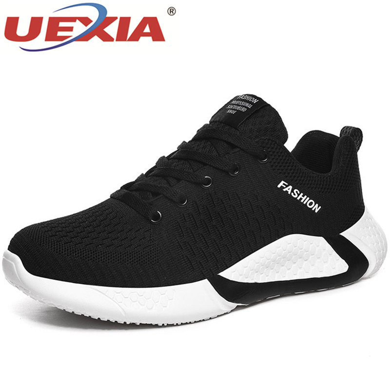 Super Light Sneakers Men Breathable Casual Shoes Top-tech Spring Summer Autumn Driving Hollow Breathable Comfortable Footwear