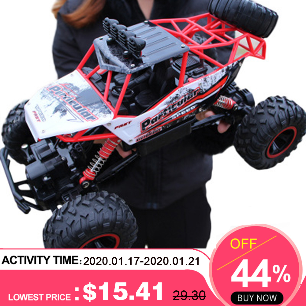 RC car 1:12 4WD update version 2.4G radio remote control car car toy car 2020 high speed truck off-road truck children's toys