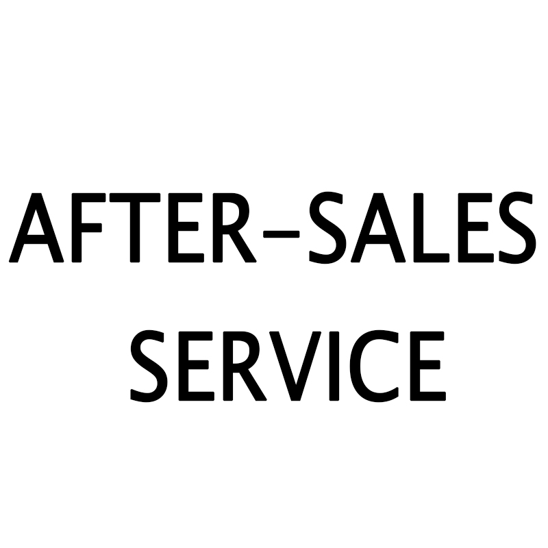 *** After-sales Service  ***