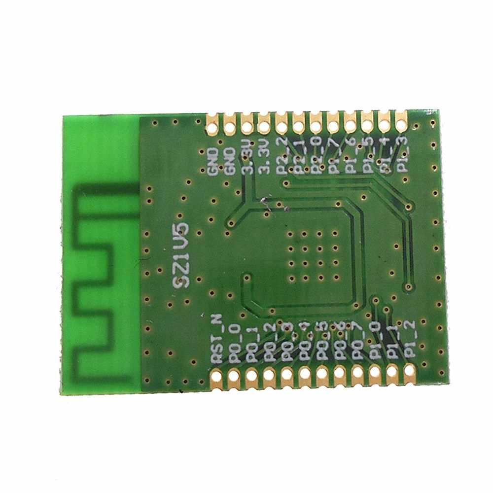 Cc2530 módulo sem fio módulo de zigbee sz1zigbee confiabilidade estável eficaz na redução de custos passado fcc/ce