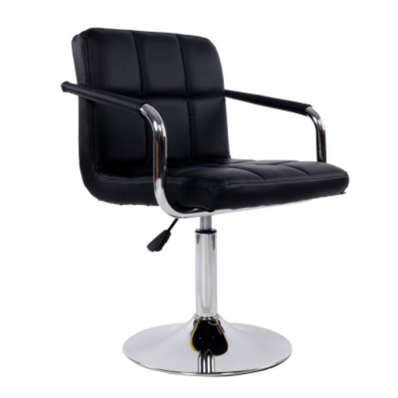 Simple Bar Chair  Stool Front Desk Cashier  Lift Back  Makeup Beauty  Modern Home High